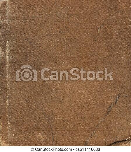 old book - csp11416633
