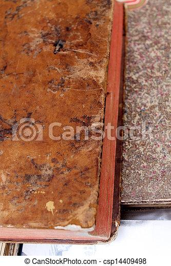 old books - csp14409498