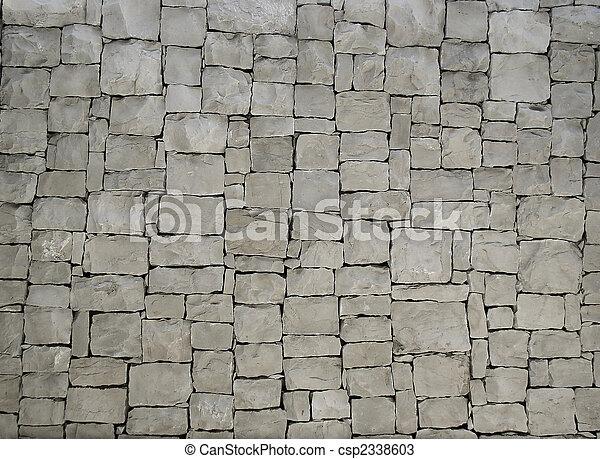 old brick wall 2 - csp2338603