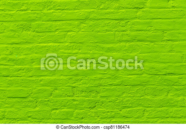 old brick wall background - csp81186474