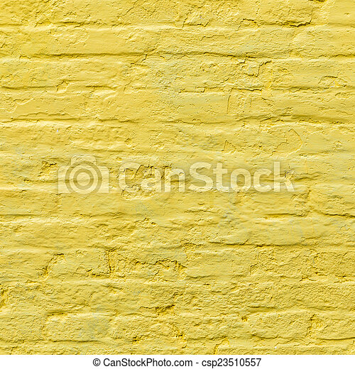 old brick wall background - csp23510557