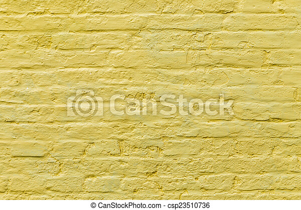 old brick wall background - csp23510736