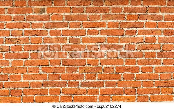 old brick wall - csp62102274