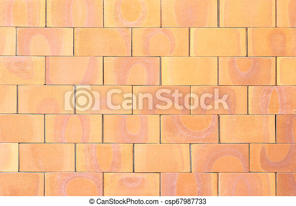 old brick wall texture background - csp67987733