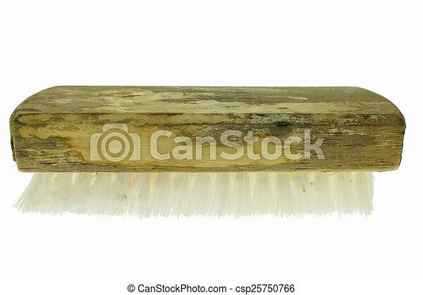 old brush - csp25750766
