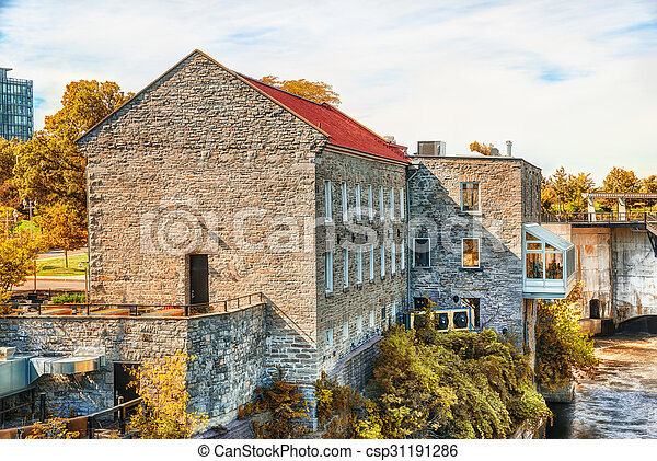 Old building on cloudy sky background hdr effect pictures search old building csp31191286 thecheapjerseys Image collections