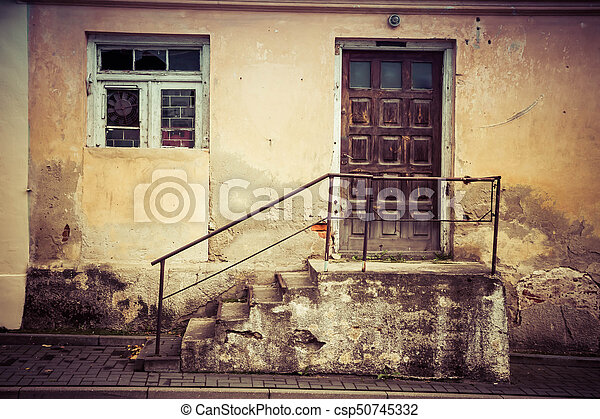 Old building - csp50745332