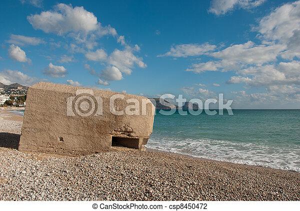 Old bunker - csp8450472