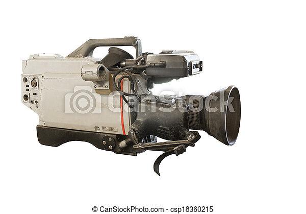 Old camera - csp18360215