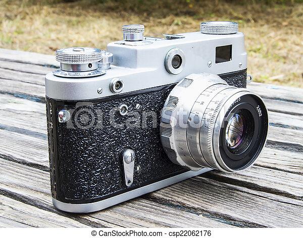 Old camera - csp22062176