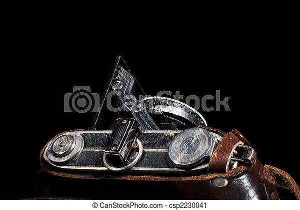 Old Camera - csp2230041
