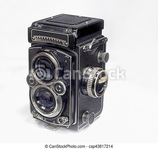 Old Camera - csp43817214