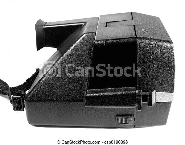 Old Camera - csp0190398