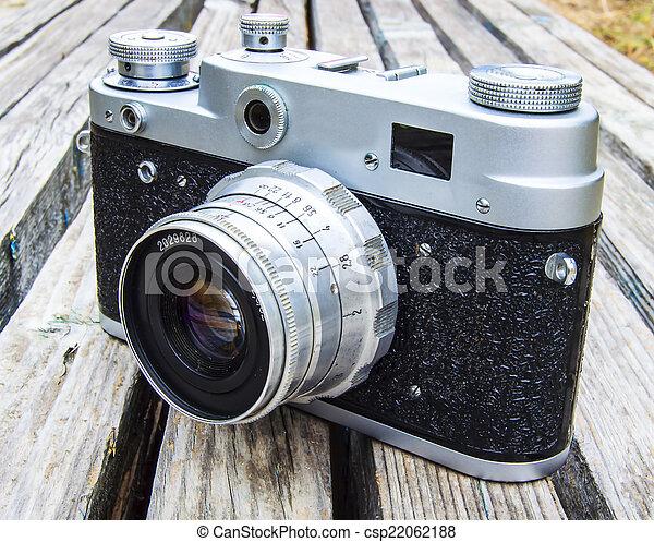Old camera - csp22062188