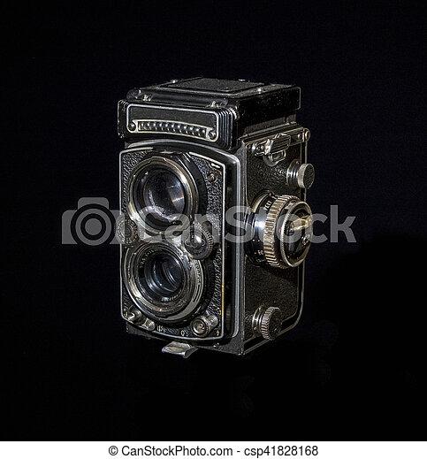Old Camera - csp41828168