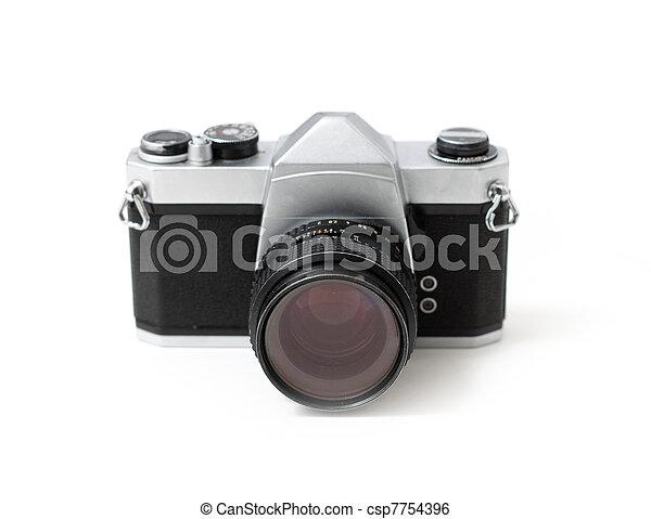 Old camera - csp7754396