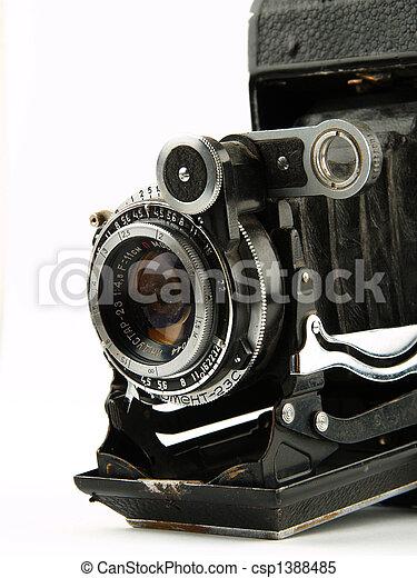 Old camera - csp1388485