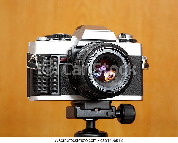 Old camera - csp4756812
