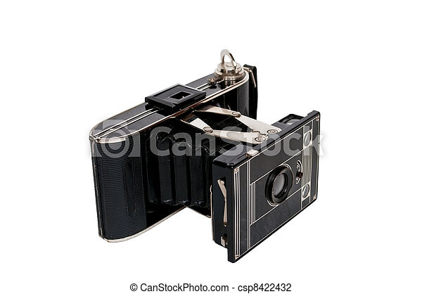 Old camera - csp8422432