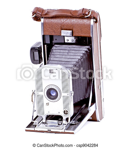 Old camera - csp9042284