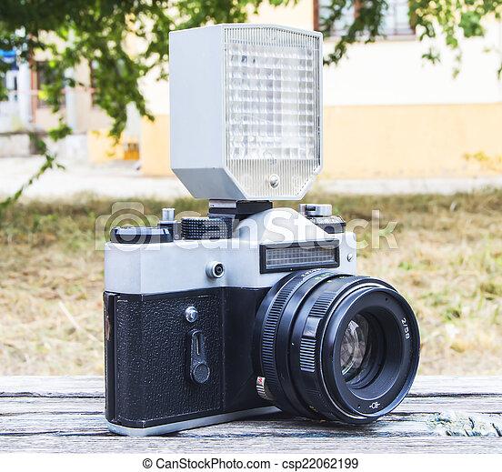 Old camera - csp22062199