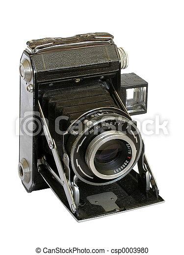 Old Camera - csp0003980