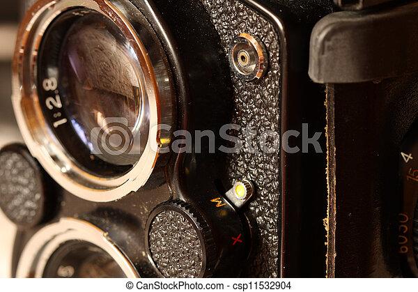Old Camera - csp11532904