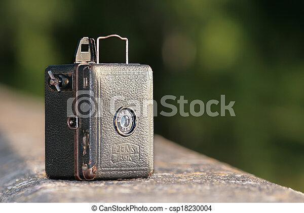 Old camera - csp18230004