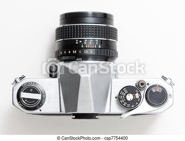 Old camera - csp7754400
