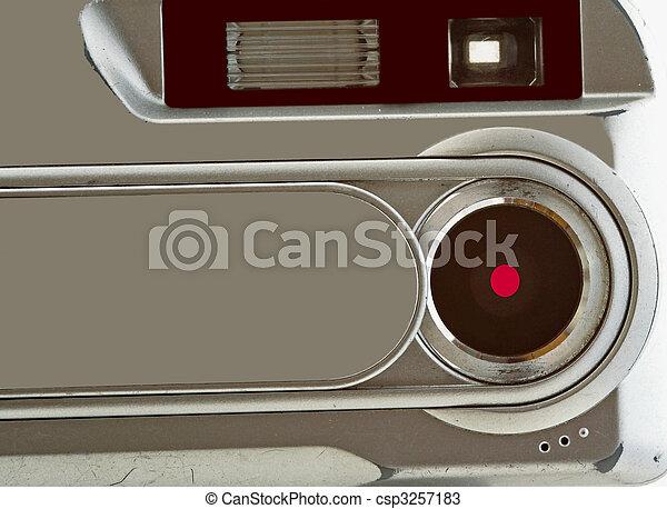 old camera - csp3257183