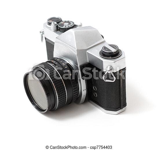 Old camera - csp7754403