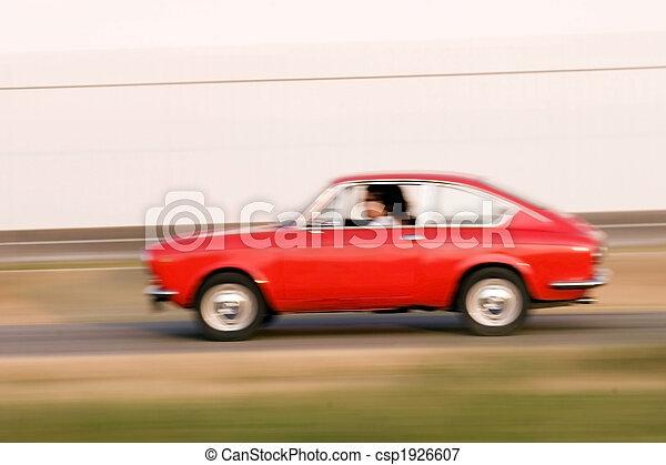 old car - csp1926607