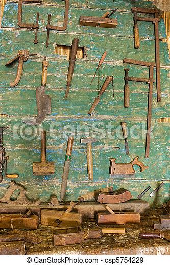 Old Carpenter S Workshop