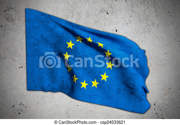 old cee flag - csp24533621