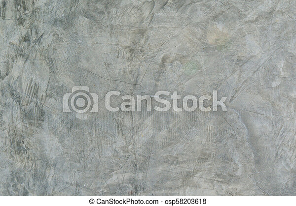 Old cement wall texture background - csp58203618