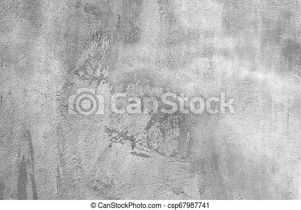 old cement wall texture background - csp67987741