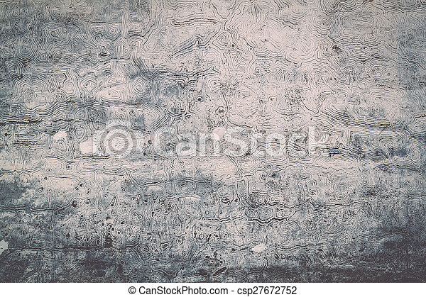 Old cement wall texture - csp27672752