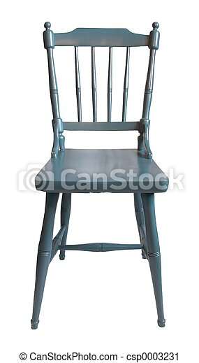 Old Chair - csp0003231