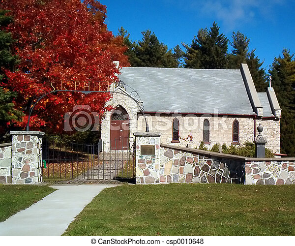 Old Church - csp0010648