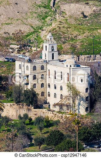 Old church - csp12947146