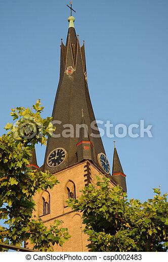 old church - csp0002483
