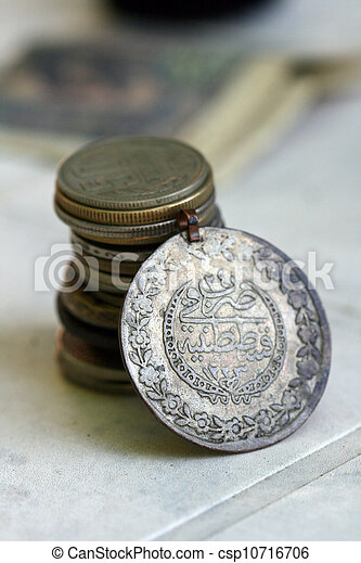 old coins - csp10716706