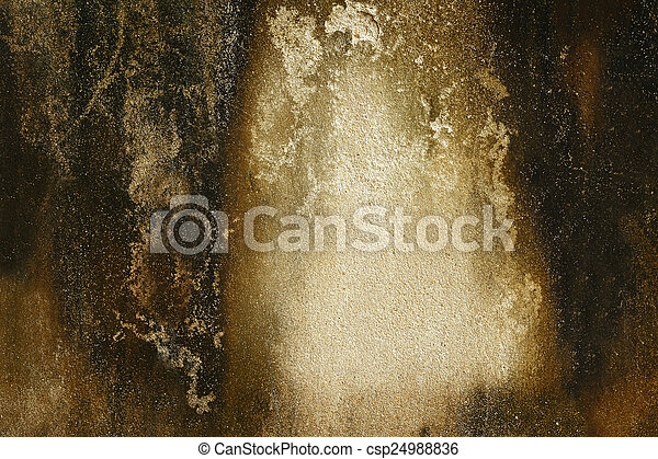 Old concrete wall - csp24988836