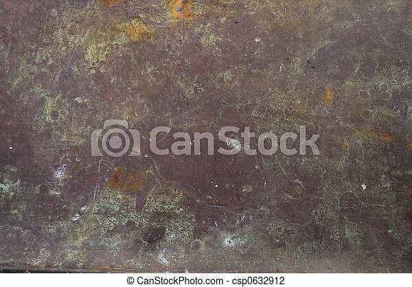 old copper sheet - csp0632912