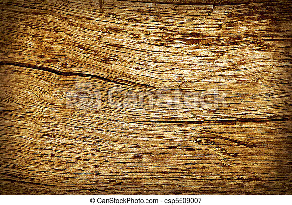 old cracked wood - csp5509007