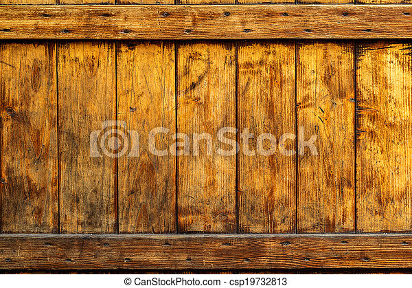 Old dark wood texture natural pattern wooden planks as the magnificent creative creative retro vintage background for fashion design - csp19732813