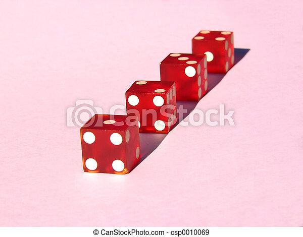 old dice - csp0010069
