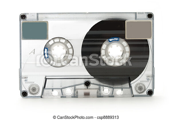 Old fashioned tape recorder 18