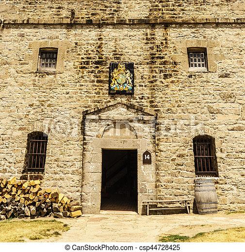 Old Fort Niagara - csp44728425