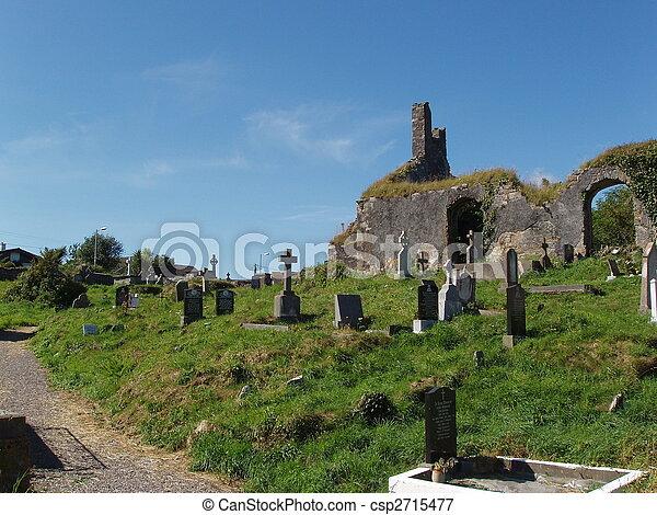 Old Graveyard - csp2715477
